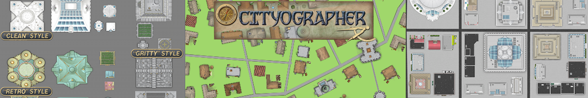 Cityographer | City map/details generator & editor